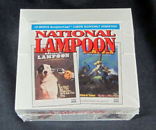 1993 National Lampoon Trading Card Box (36 Packs)
