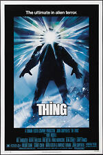 The Thing - A4 Laminated Mini Poster