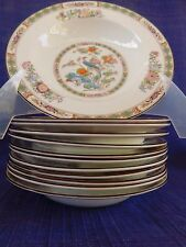 Wedgwood Kutani Crane RIM SOUP BOWL (s) 1 of 12 avail. *have more items to set*