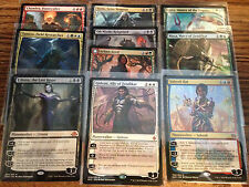 Huge MTG Magic The Gathering Collection Card Lot / Planeswalkers / Booster Pack
