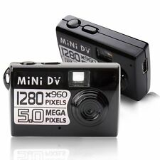 2GB MINI HD BILDER VIDEO KAMERA VERSTECKTE SPY 5MP 960P MICRO SD bis 32GB - A1