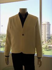 "ELVIS ""Viva Las Vegas"" YELLOW Jacket (Tribute Artist Costume) Pre Jumpsuit Era"