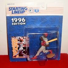 1996 Edition Kenner Starting Lineup RON GANT Cincinnati Reds (NOC)