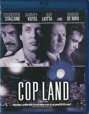 Cop Land (Blu-ray Disc, 2004, Canadian) BRAND NEW