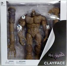 "CLAYFACE Batman Arkham City DC Collectibles 14"" inch Deluxe Action Figure 2015"