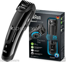 Braun Cruzer BT5070 Rechargable Cordless Wet&Dry Precision Beard Trimmer/Shaver