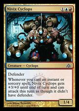 4x Ciclope di Nivix - Nivix Cyclops MTG MAGIC DgM Dragon's Maze Ita