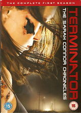 TERMINATOR: THE SARAH CONNOR CHRONICLES - Series 1 (3xDVD SLIM BOX SET 2008)