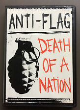 ANTI-FLAG - Death Of A Nation DVD with Live Show and Videos VG+ All Region