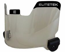 EliteTek Football Visor - Tinted Mirror - UNIVERSAL FIT OR YOUR MONEY BACK!
