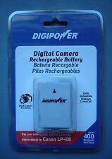 DIGIPOWER Digital Camera Rechargeable Battery for Canon LP-E8-(DSLR accessory)