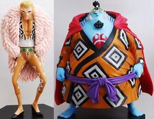 One Piece Doflamingo & Jinbe PVC Figure DX Seven Warlords of the Sea vol.1 Bp Jp