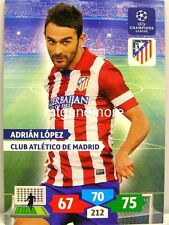 Adrenalyn XL Champions League 13/14 - Adrian Lopez-Club Atletico de Madrid