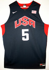 Nike NBA Basketball Trikot Jersey Vintage USA Team Kevin Durant 48 XL