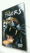 Swamp Tigers - Natural Killers Close Up book + DVD NEW free shipping