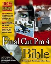 Final Cut Pro 4 Bible