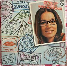 NANA MOUSKOURI, PASSPORT ALBUM.LP 33,IN EXCELLENT CONDITION.
