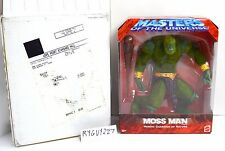 MOTU, Moss Man, He-Man 200x, Exclusive, MOC, MISB, sealed box, figure, complete