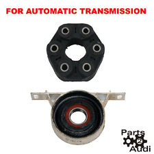 Driveshaft Shaft center Support Bearing Flex Disc Joint SET Fits BMW E36,E39