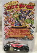 Hot Wheels CUSTOM TOMB UP BATMOBILE  2015 Las Vegas Super Convention