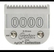 AGION Oster 76 clipper Blade #0000 - 76918-016 NEW