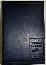 THE WORLD CRISIS THE AFTERMATH BY WINSTON CHURCHILL  *FIRST ED*