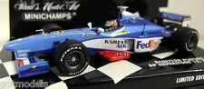 Minichamps 1/43 Scale 430 980076 Benetton Playlife B198 Silverstone 1998 Wurz