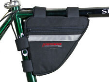 Bushwhacker Ketchum Frame Bike Bag Top Tube Cycling Under Seat Bicycle Triangle