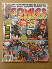 COMICS SCENE 2000 #1 COMICS WORLD CORP US MAGAZINE BATGIRL STEAMPUNK FUTURAMA