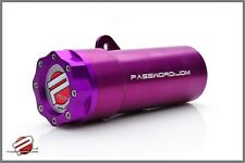 Password JDM Honda Ruckus Zoomer Coolant Reservoir - PURPLE