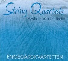 V 3: String Quartets, Bartok, Nordheim, Haydn, New Super Audio CD - DSD