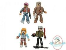 Back To The Future 30th Anniversary Minimates Hill Valley Box Set