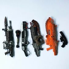 Set 6 x Gears Of War Weapons accessories toy QA78