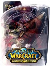 World of Warcraft Series 6 Gibzz Sparklighter 7in Action Figure DC Unlimited