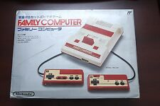 Famicom FC console good condition boxed Japan Nintendo import system US seller
