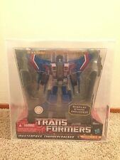Transformers 2012 TRU Exclusive Masterpiece Thundercracker AFA U85