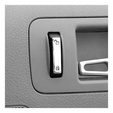 05-10 MUSTANG POLISHED BILLET CHROME LOCK SWITCH COVERS