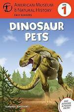 Dinosaur Pets (American Museum of Natural History Easy