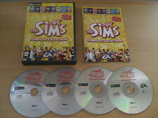 THE SIMS Complete Collection Pc includes Simms 1 Base game & All Expansion Packs