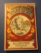 Wholesale Lot of 100 Old Vintage - MONT DORE - European Liquor LABELS - Medieval