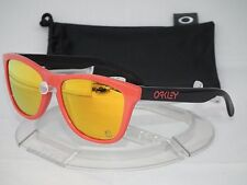 OAKLEY 30 YEARS SPECIAL EDITION HERITAGE FROGSKINS OO9013-34 Red-Black / Fire