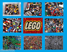 ☀️NEW 1/4 POUND of MIXED LEGOS Mix from huge bulk lot lbs city Parts Pieces