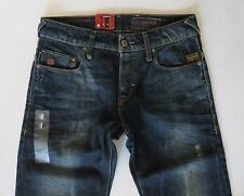 G-star Raw Women Jean 28 W x 32 Heller Low Straight Brand New with Tags