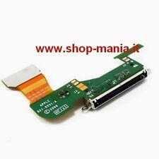 3GS-25 FLAT FLEX DOCK CONNETTORE USB RICARICA DATI RICAMBIO PER IPHONE 3GS NERO