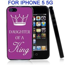 Religious Daughter Of A King For Iphone5 5G Case Cover