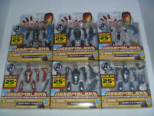 Marvel Iron Man 3 Full Set Assemblers Movie Figure MOC IN HAND