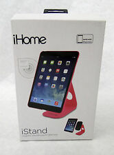 iHome iStand for iPad mini, MAgnetic stand & case, PINK