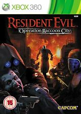 Resident Evil Operation Raccoon City Microsoft Xbox 360 PAL Brand New