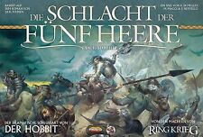Der Hobbit - Die Schlacht der Fünf Heere - Brettspiel   Neu&OVP