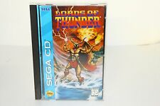 Vintage Lords of Thunder Sega CD Game COMPLETE